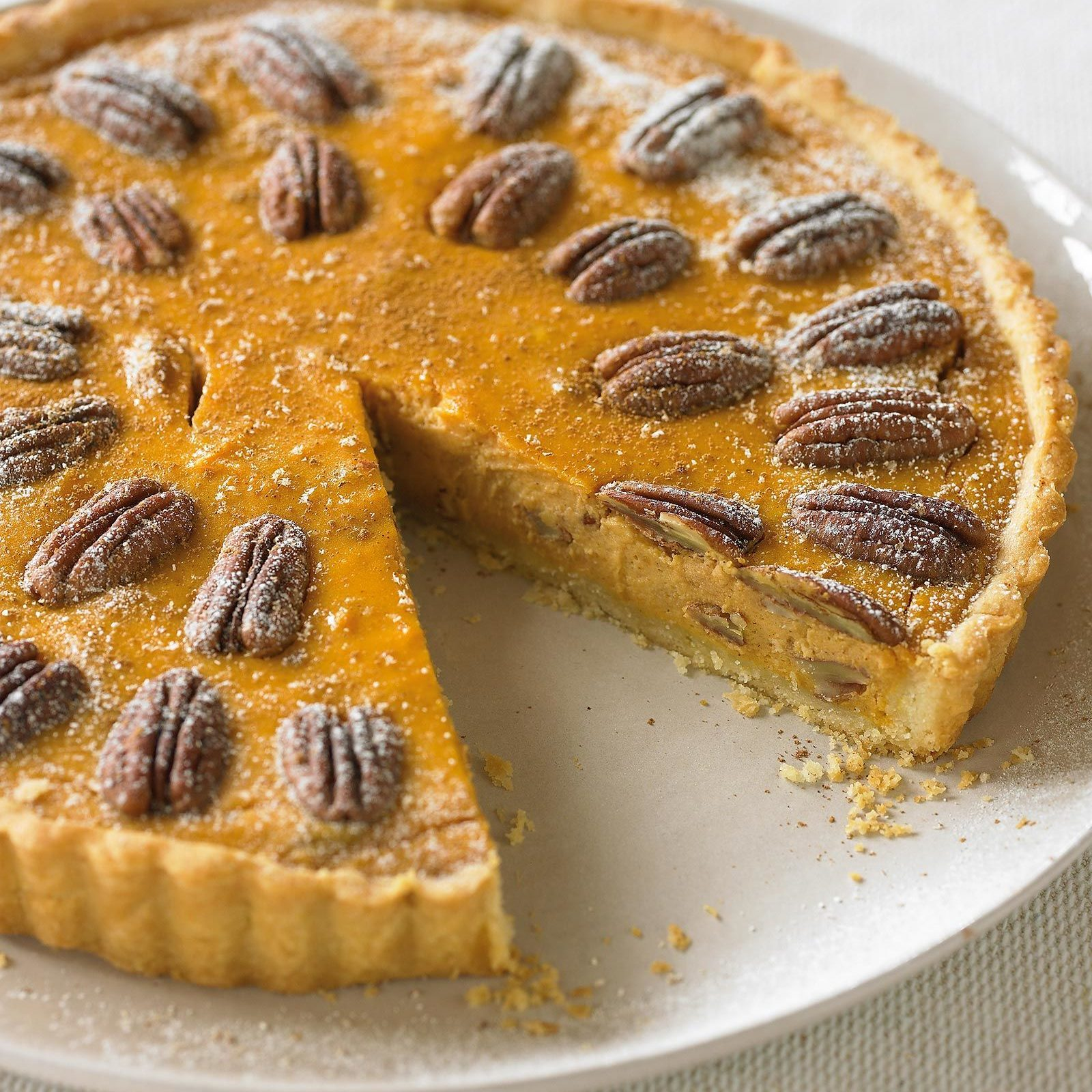 Tesco Organic – Sweet potato pie